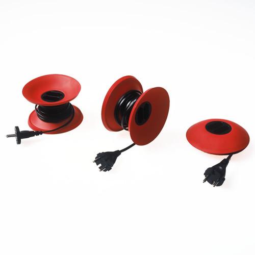 verlengsnoer CableDisk rood