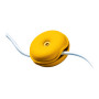 cable turtle geel mini