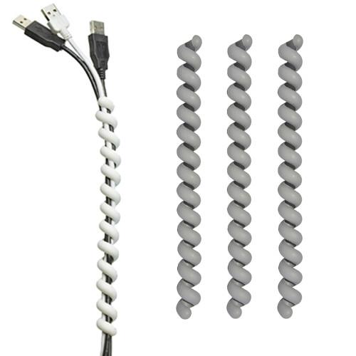 cable twister set grijs