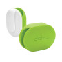 flex earbud wrap lime