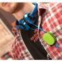 Dotz flex earbud wrap lime groen