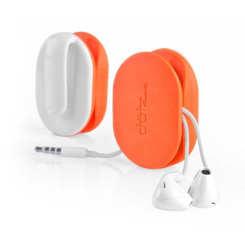 Dotz Flex oordopjes organizer oranje
