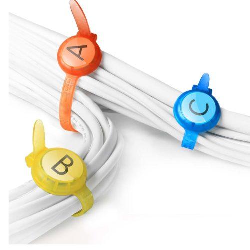 Dotz herbruikbare kabelbinders