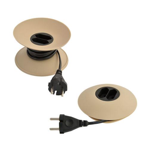 verlengsnoer Cable Disk zand