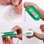 wrap id earbud wrap groen gebruik