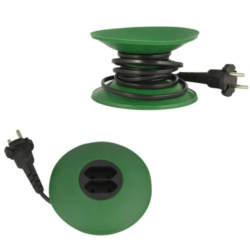 cable disk donkergroen
