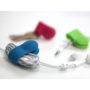 magnetic flex strap blauw