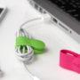 dotz magnetic flex strap groen