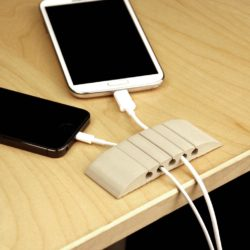 Cable station kabel organizer mini beige