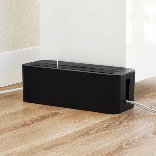 in-box-stekkerdoos-organizer-zwart