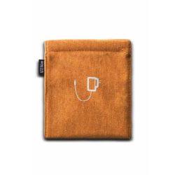 etui voor oplader Pocket oranje